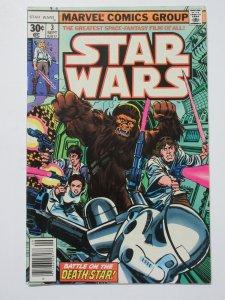 Star Wars (Marvel 1977) #3 Battle on the Death Star! VF-