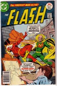 Flash   vol. 1   #249 VG