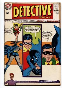 DETECTIVE #327 1964-DC-BATMAN-ROBIN-1ST NEW LOOK ISSUE--vf minus