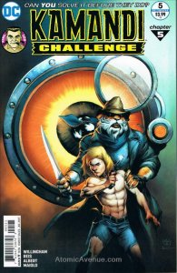 Kamandi Challenge, The #5A VF/NM; DC | save on shipping - details inside