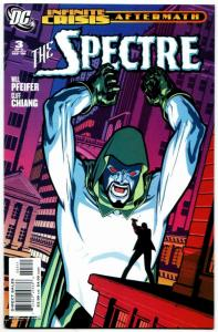 Infinite Crisis Aftermath The Spectre #3 (DC, 2006) VF/NM