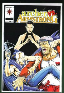 Archer & Armstrong #9 (1993)