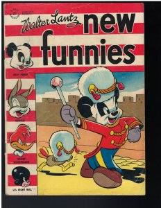 New Funnies #126 (Dell, 1947)