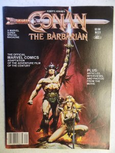 Marvel Comics Super Special #21 (1982)