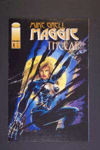 Maggie the Cat #1 by Mike Grell, January 1996