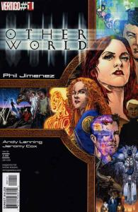 Otherworld #1 VF/NM; DC | save on shipping - details inside