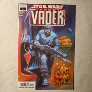 Star Wars Target Vader 1 Very Fine- Cover by Nic Klein