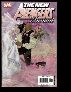 11 New Avengers Comics Annual # 1 2 3 Most Wanted Files Illuminati 1 +MORE SM2