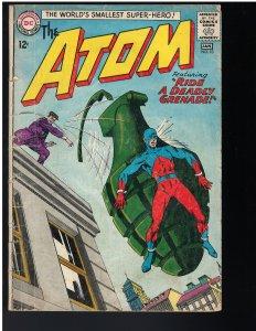 Atom #10 (DC, 1964) GD