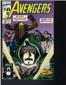 Avengers #333 (Marvel, 1991)