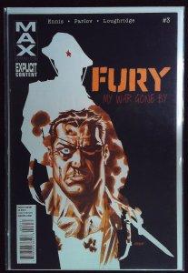Fury Max #3 (2012)