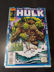 The Incredible Hulk #428 (1995)