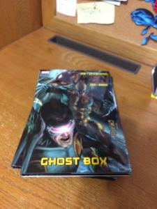 Astonishing X-Men Ghost Box Hardcover Collects Issues 25-30 Plus 1-2 Nm TPB