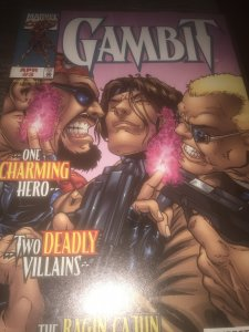 Marvel Gambit #3 Mint Hot