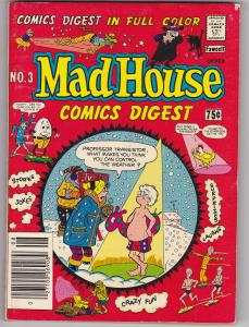 Madhouse Comics Digest #3