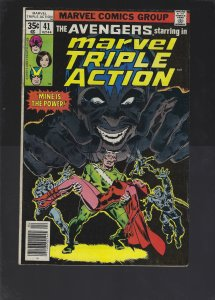 Marvel Triple Action #41 (1978)