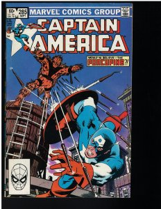 Captain America #285 (Marvel, 1983)
