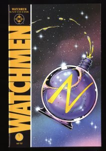 Watchmen #9 VF/NM 9.0