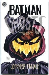 Batman: Ghosts 2005- Legends of the Dark Knight Halloween Special.