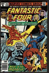 Fantastic Four #207 (Jun 1979, Marvel) 6.5 FN+