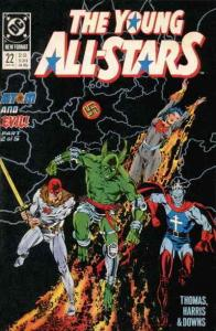 Young All-Stars, The #22 VF/NM; DC | save on shipping - details inside