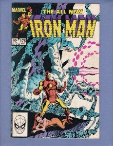 Iron Man #176 VG Marvel 1983