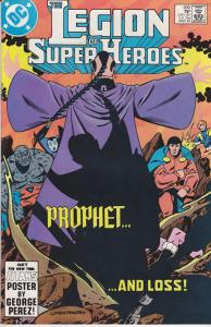 Legion of Super-Heroes #309