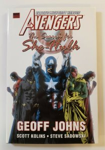 AVENGERS THE SEARCH FOR SHE-HULK HARD COVER FIRST PRINT MARVEL
