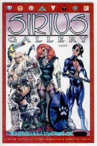 SIRIUS GALLERY #1, NM+, Joseph Linsner, Cry for Dawn, Limited, more in store