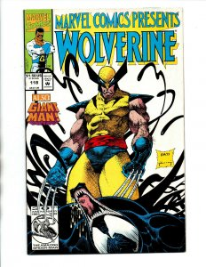 Marvel Comics Presents #118 - Venom vs Wolverine - 1992 - NM