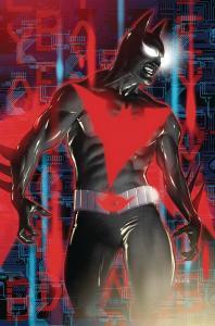 BATMAN BEYOND (2016 DC) #34 VARIANT KAARE ANDREWS PRESALE-07/24