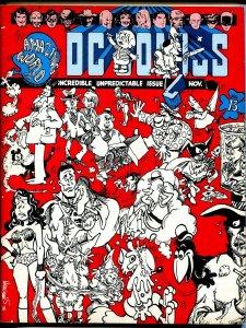 Amazing World of DC Comics #13 1976-Bizarro World-Wally Wood-Steve Ditko-VF-