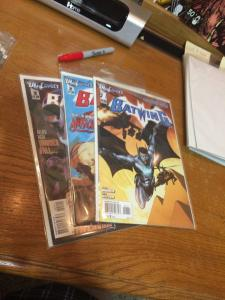 Batwing 1 2 3 Nm Near Mint 9.4 New 52 Batman