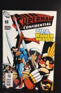 Superman Confidential #13 (2008)