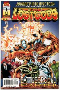 Journey Into Mystery #504 Lost Gods (Marvel, 1996) VF