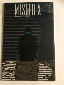 MISTER  X  NUMBER EIGHT 1986 VORTEX / NM / UNREAD