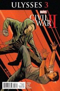 Civil War II: Ulysses #3, NM + (Stock photo)