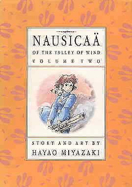 Nausicaä of the Valley of Wind Part 1 TPB #2 VF/NM; Viz | save on shipping - det