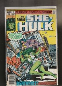 Savage She-Hulk #3
