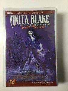 Anita Blake, Vampire Hunter: Circus of the Damned - The Charmer #2 (2010) HPA