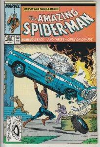 Amazing Spider-Man #306 (Oct-88) NM- High-Grade Spider-Man