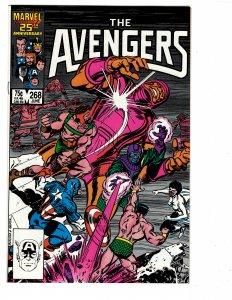 The Avengers #268 (1986)