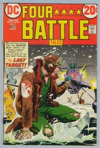 Four Star Battle Tales 2 May 1973 VF- (7.5)