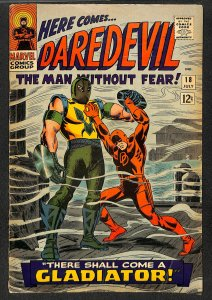 Daredevil #18 VG+ 4.5 Marvel Comics