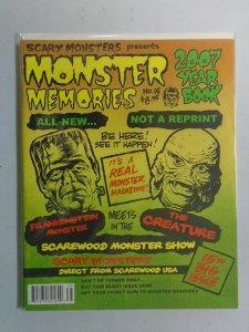 Scary Monsters Yearbook #15 7.0 FN VF (2007 Dennis Druktenis)