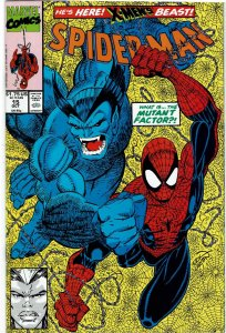 Spider-Man #15 (1990 v1) Erik Larsen NM