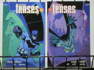 BATMAN TENSES (2003) 1-2  Complete Series !