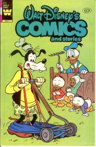 WALT DISNEYS COMICS & STORIES 505 F-VF 1982 COMICS BOOK