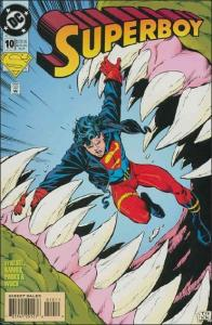 DC SUPERBOY (1994 Series) #10 NM