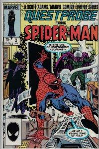 Questprobe #2 (Marvel, 1984) High Grade